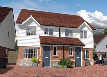 Thumbnail 3 bed semi-detached house for sale in Westwood Park, Lenham