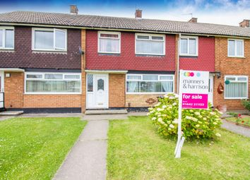 Thumbnail 3 bed terraced house for sale in Dunsop Avenue, Middlesbrough
