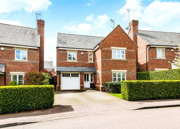Thumbnail 4 bed detached house for sale in Rosemary Drive, London Colney, St. Albans, Hertfordshire