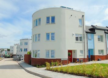 Thumbnail 4 bed town house for sale in Trem Elai, Penarth Heights, Penarth