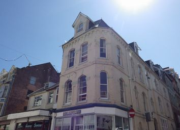 Thumbnail 1 bedroom flat to rent in High Street, Ilfracombe, North Devon