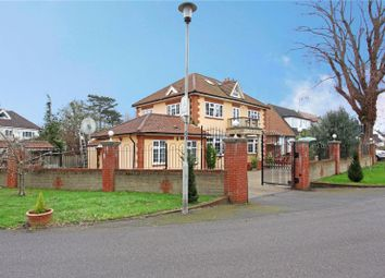 Thumbnail 5 bed detached house for sale in Park Avenue, Wraysbury, Berkshire