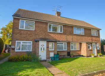 Thumbnail 2 bed maisonette to rent in Meadow Close, London Colney, St.Albans