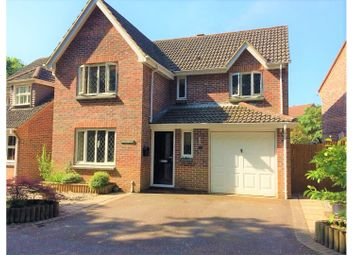 4 bed detached house for sale in Newmarket Close, Horton Heath SO50