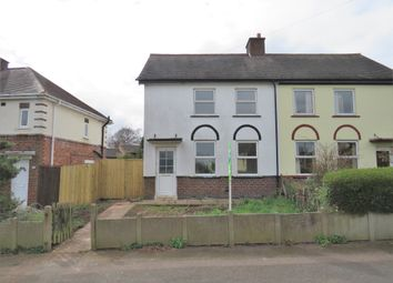 Thumbnail 3 bed semi-detached house for sale in Leedham Avenue, Tamworth