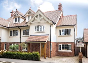 Thumbnail 5 bed semi-detached house for sale in Heyes Lane, Alderley Edge
