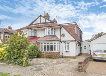 6 bed semi-detached house for sale in Calverley Road, Stoneleigh, Epsom KT17