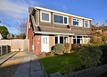 Thumbnail 3 bed semi-detached house for sale in Fairhurst Drive, Parbold, Wigan
