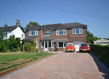 Thumbnail 4 bed detached house for sale in Heath House Lane, Bucknall, Stoke-On-Trent