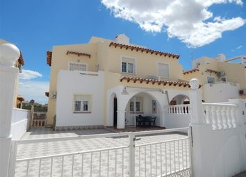 Thumbnail 4 bed town house for sale in 4 Bedrooms Quad With Converted Underbuild, Panorama Golf, Villamartin, Alicante, 03189