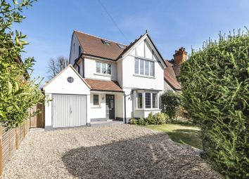 Thumbnail 4 bed detached house for sale in Sidney Road, Walton-On-Thames
