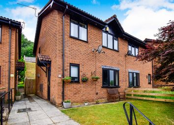 Thumbnail 3 bed semi-detached house for sale in Crown Walk, Machen, Caerphilly