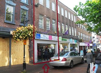 Thumbnail Retail premises to let in Ironmarket, Newcastle Under Lyme