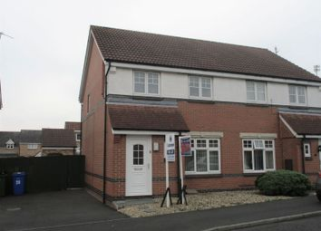 Thumbnail 3 bed semi-detached house to rent in Ingleby Way, Blyth