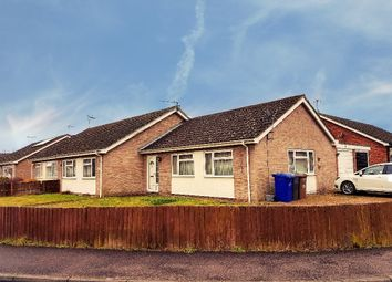 Thumbnail 3 bed detached bungalow for sale in Blackbird Road, Beck Row