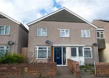 Thumbnail 2 bed semi-detached house for sale in Waterdales, Northfleet, Gravesend