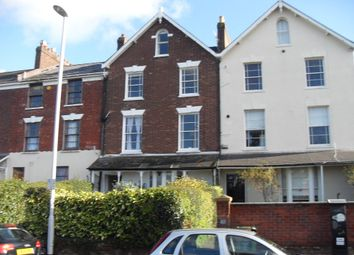 Thumbnail 3 bed flat to rent in Polsloe Road, Exeter
