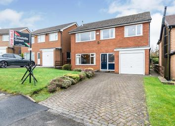 4 bed detached house for sale in Glenshee Drive, Ladybridge, Bolton, Greater Manchester BL3