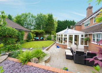 Thumbnail 4 bed detached house for sale in Milldale Close, Off Regent Road, Lostock, Bolton, Lancashire