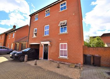 Thumbnail 4 bed detached house to rent in John Lawrence Walk, Colchester