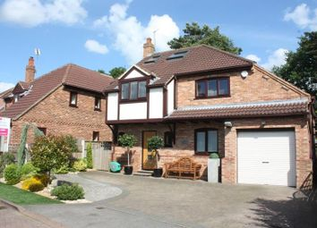 Thumbnail 4 bed detached house to rent in Towthorpe Road, Haxby, York