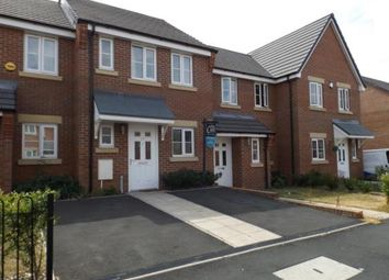 Thumbnail 2 bedroom terraced house for sale in Beddows Road, Walsall, West Midlands