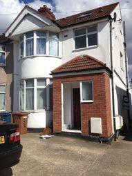 Thumbnail 3 bed flat to rent in Malvern Gardens, Queensbury, Harrow
