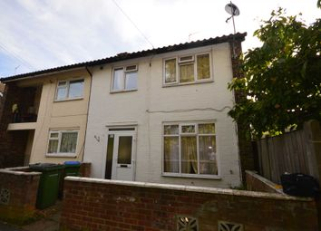 Thumbnail 3 bed end terrace house for sale in Edington Road, London