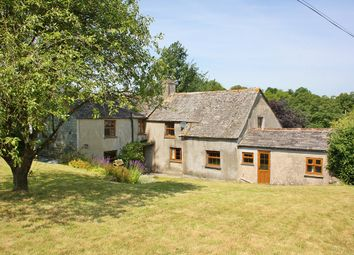 Thumbnail 4 bed detached house to rent in South Petherwin, Launceston