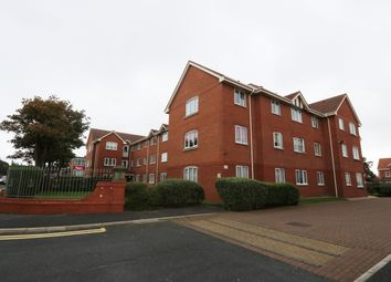 Thumbnail 2 bed flat to rent in Courtfields, 121 Hornby Road, Blackpool, Lancashire