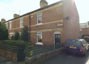 Thumbnail 2 bed end terrace house for sale in Castle Street, Morpeth