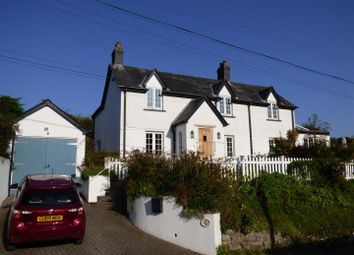 Thumbnail 3 bed detached house for sale in Llansteffan, Carmarthen
