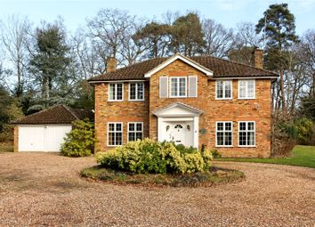 Thumbnail 5 bed detached house for sale in Hamilton Drive, Sunningdale, Berkshire
