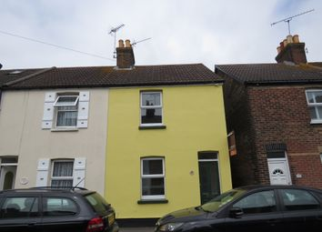 Thumbnail 2 bedroom end terrace house for sale in Stanley Road, Poole