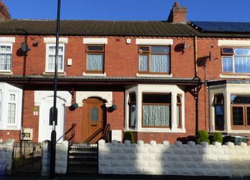 4 bed terraced house for sale in Beresford Avenue, Foleshill, Coventry CV6