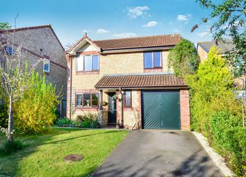 Thumbnail 4 bed detached house for sale in Eastwood Close, Frome