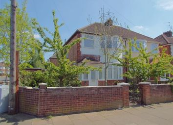 Thumbnail 3 bedroom semi-detached house for sale in Alton Road, Aylestone, Leicester, Leicestershire