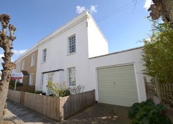 Thumbnail 3 bed end terrace house for sale in Hartfield Crescent, London