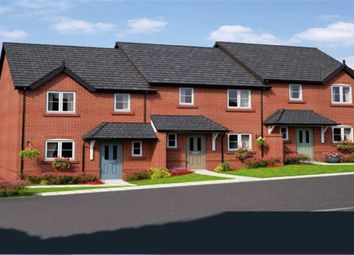 Thumbnail 3 bed town house for sale in The Brickworks, Bury, Lancashire
