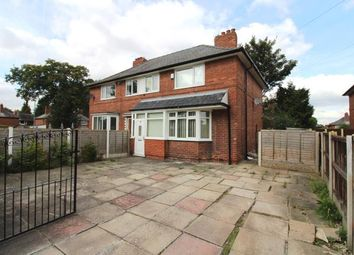 Thumbnail 3 bed semi-detached house for sale in Newhey Avenue, Wythenshawe, Manchester, Greater Manchester