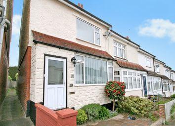 Thumbnail 3 bed end terrace house to rent in Canterbury Road, Pembury, Tunbridge Wells