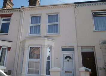 Thumbnail 4 bed property to rent in Cornwall Road, Gillingham