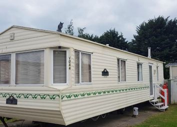 Thumbnail 2 bedroom mobile/park home for sale in Solway Leisure Park, Silloth