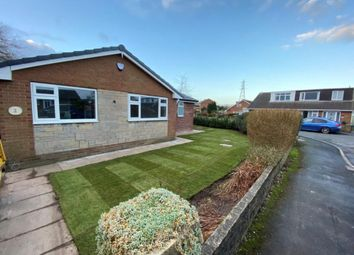 Thumbnail 3 bed detached bungalow for sale in 2 Kirklee Avenue, Chadderton