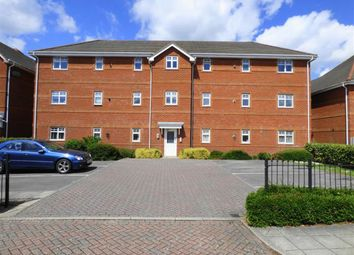 Thumbnail 2 bed flat for sale in Heinz Burt Close, Eastleigh