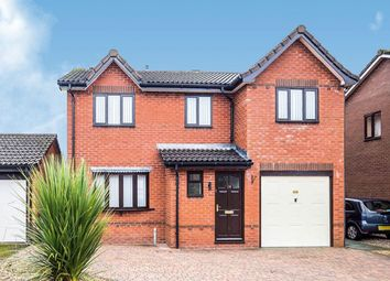 Thumbnail 4 bedroom detached house to rent in Croxon Rise, Oswestry