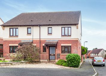 Thumbnail 3 bedroom semi-detached house for sale in Wordsworth Close, Exmouth