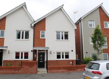 Thumbnail 3 bedroom semi-detached house to rent in Woodvale Lane, Haywards Heath