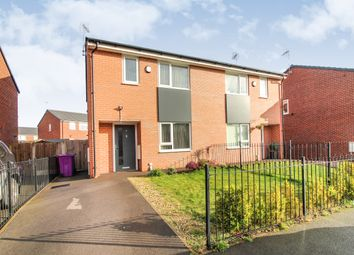 Thumbnail 2 bed semi-detached house for sale in Cinema Drive, Liverpool