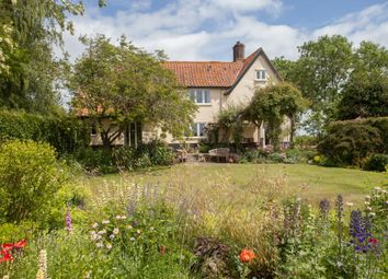 Thumbnail 4 bed farmhouse for sale in Overwood Lane, Forncett St. Peter, Norwich